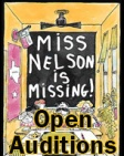 Miss Nelson Auditions