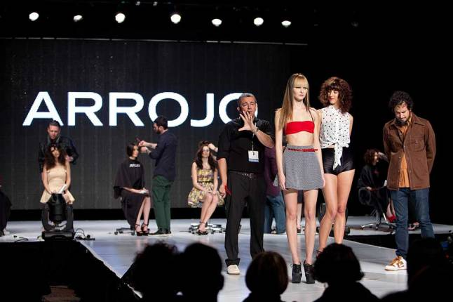 arrojo hair show casting