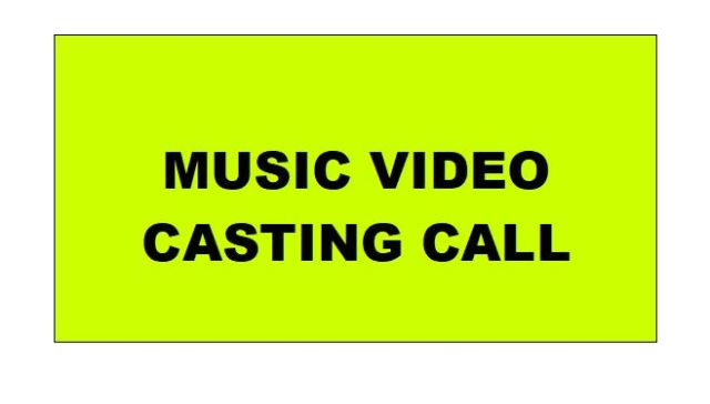 Casting-Call_music-video