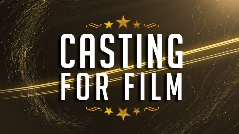 Casting-for-Upcoming-Film