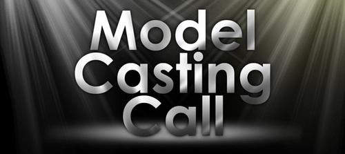 model casting call