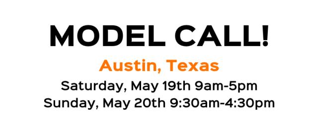 model-call-austin-texas