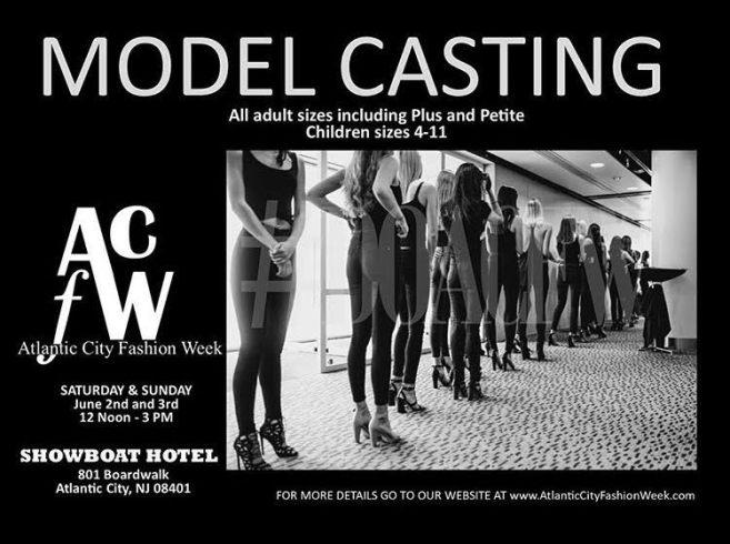ACFW CASTING MODEL CALL