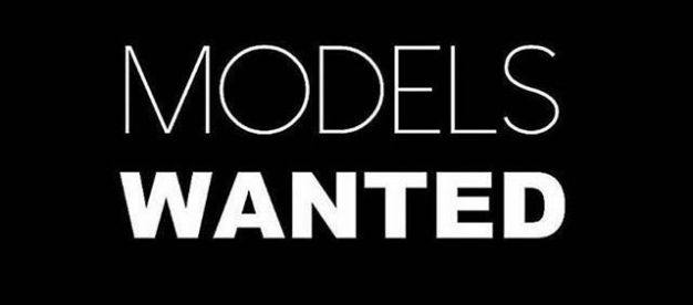 models wanted