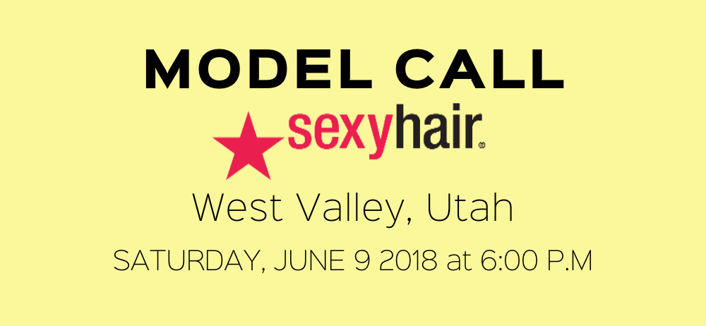 sexy-hair-model-casting-utah