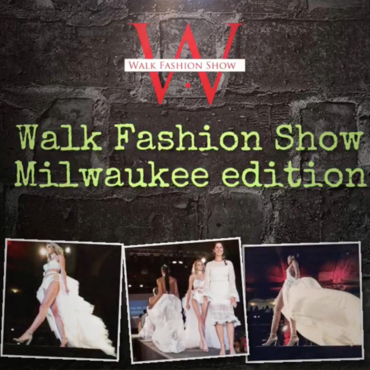walk fashion show milwaukee model call