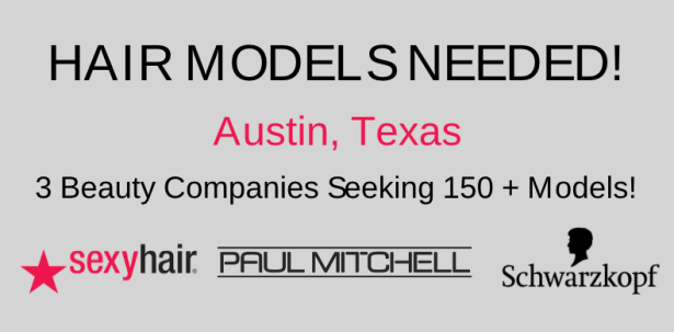 austin texas hair models auditions