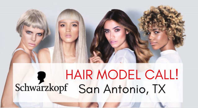 hair model casting call san antonio texas