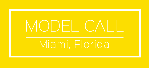 model call miami florida