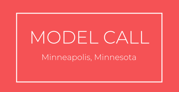 model casting call minneapolis minnesota