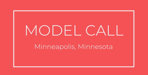model casting call minneapolis minnesota