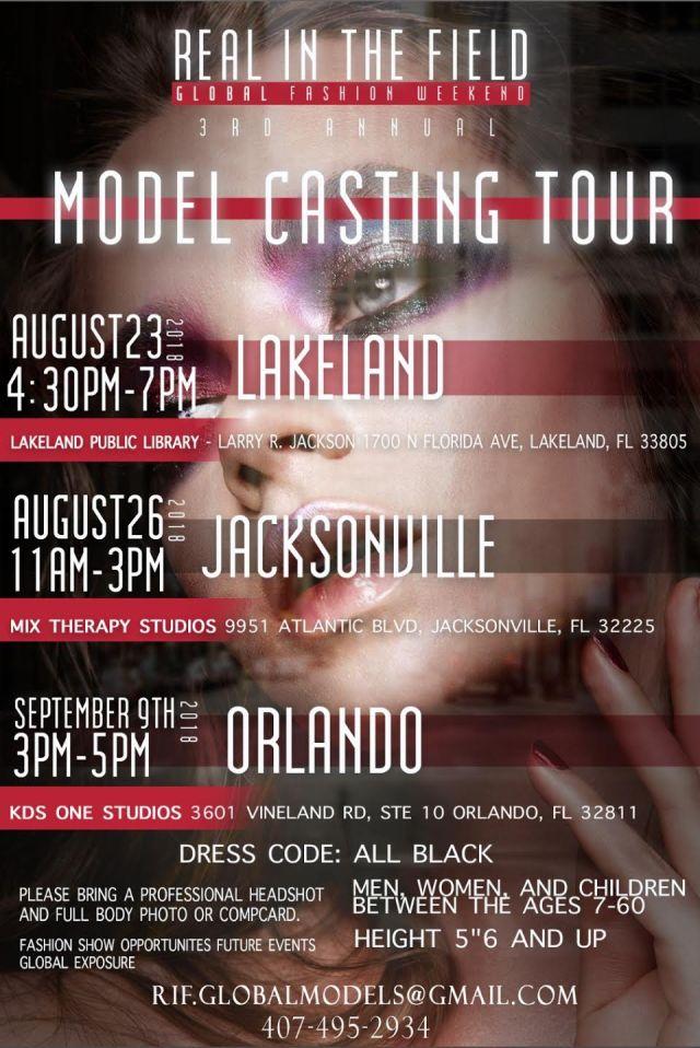 OGFW Model Casting Call