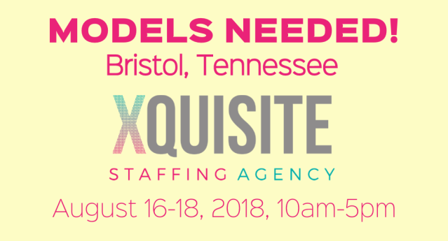 xquisite model casting bristol tennessee