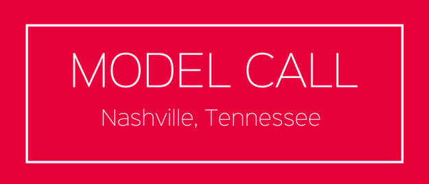 model-casting-call-nashville-tennessee
