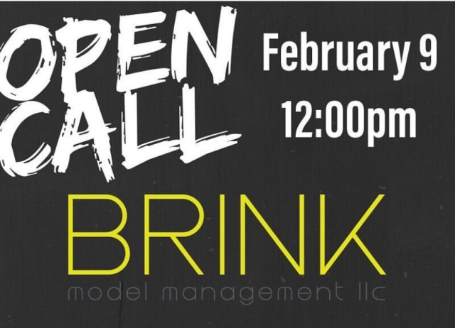 brink models okc open casting call