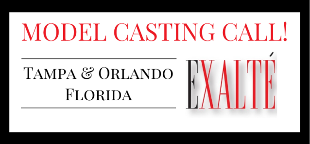 model casting call tampa orlando florida