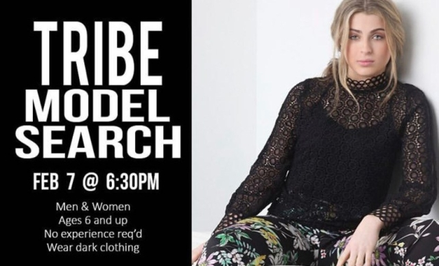 Tribe Talent Model Search Open Calls Nashville Casting