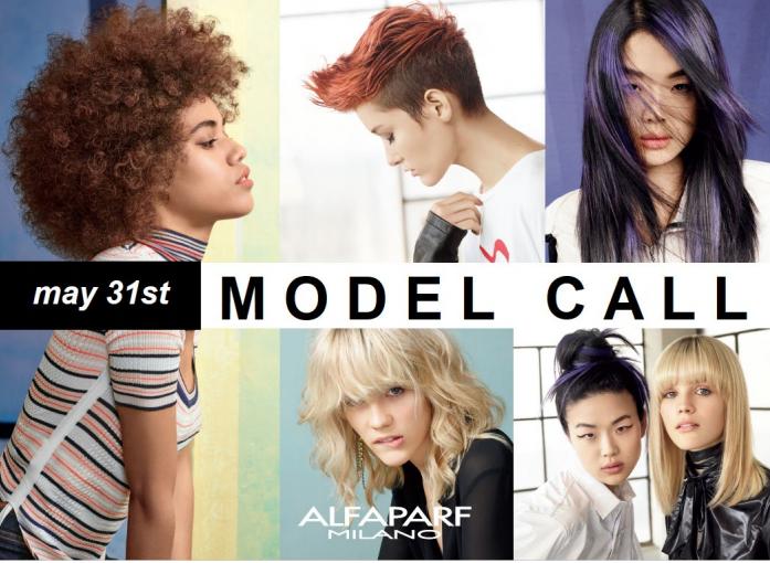 Alfaparf Milano Model Casting Call Orlando Models