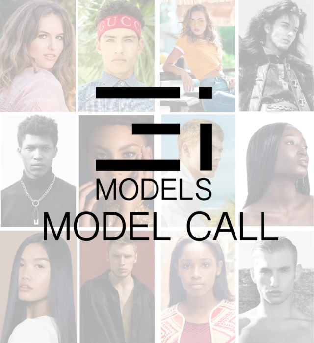 EI Model Management Open Casting Call Atlanta