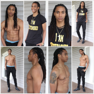 modeling digital photos examples males