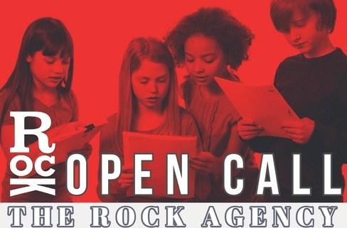 rock agency open call