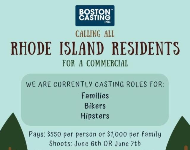 boston casting rhodel island families