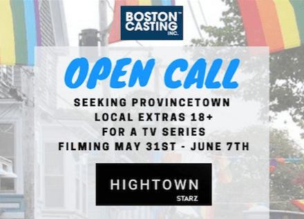 hightown casting calls provincetown ma