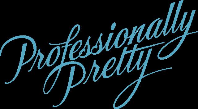Professionally Pretty Logo