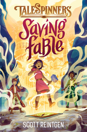 Saving-Fable-Book